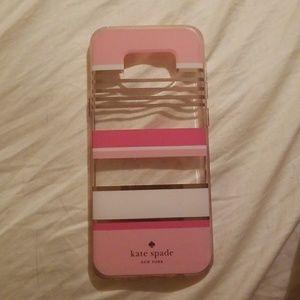 Kate Spade Samsung Galaxy S8+ case